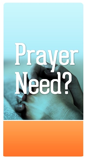 Prayer Meeting Banner Widget